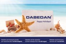Banner per l'empresa DABEDAN